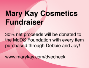 Mary Kay Fundraiser