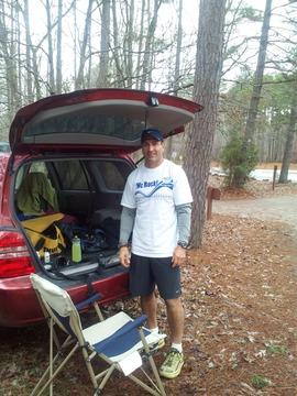 Doug ran 100k/63.2 miles!