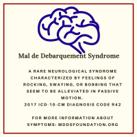 MdDS neurological disorder